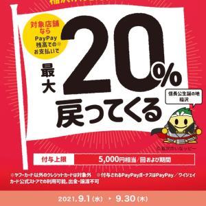 稲沢市paypayキャンペーン