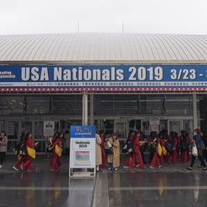 USA Nationals 2019の全国大会。