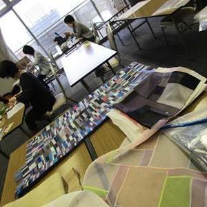 広島でのポジャギ教室!