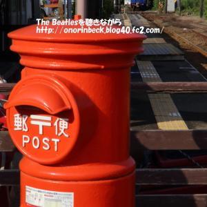電車を止めるな!(外川駅)@銚子電鉄(過去写真)