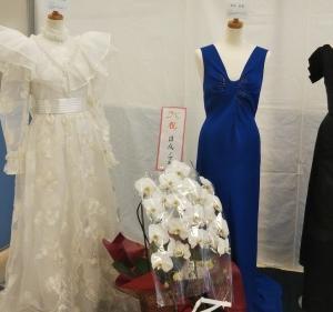 Our sewing class exhibition 65周年感謝の洋裁教室の生徒作品展