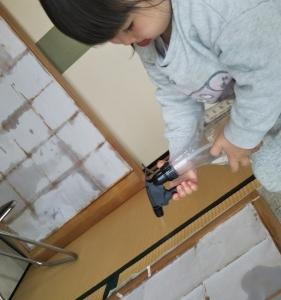 She began to go her nursery school so I'm very relaxed.コロナ自粛で孫守りの日々は終わりです。