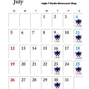 7月 might-T ショールームオープン