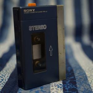 実家で初代Walkman TPS-L2を発見した