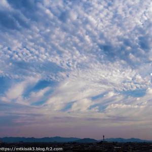 雲の境界線