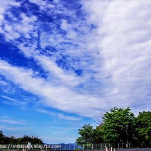 緑深く 鳳来寺山
