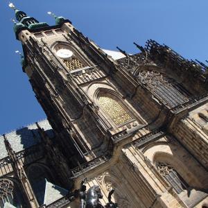 聖ヴィート大聖堂、南搭