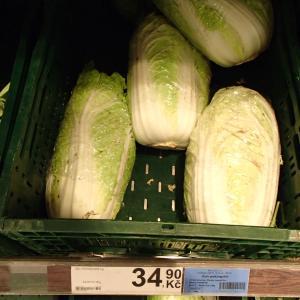 スーパーに行ってから、夕飯なのさ