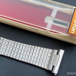 マルマン.スネーク 1970年代の時計のベルト