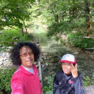 河童橋〜涸沢小屋