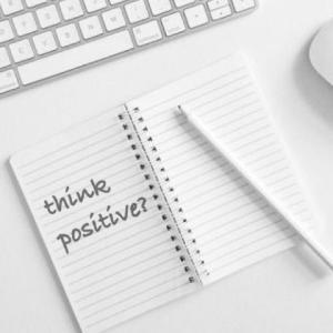 ポジティブ思考とネガティブ耐性