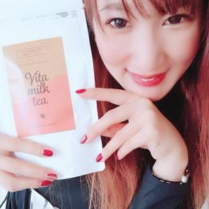 「Vita Milk Tea」女性に嬉しい効果たくさん、女性特有のゆらぎから解放。