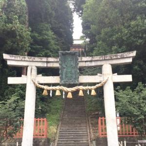 再び塩釜神社からの