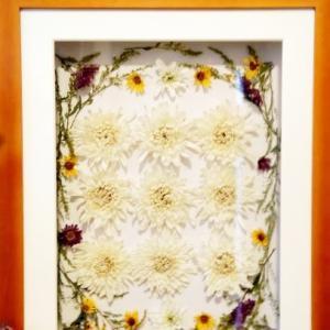 お孫さんからおばあさまに贈る保存花