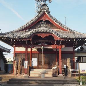 真福寺(大須観音)と徳林寺(2020年1月18日撮影)