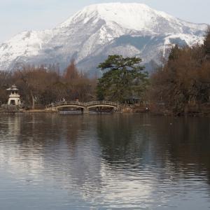 三島池(滋賀県米原市)2020年12月29日撮影