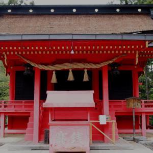 金弊社 日吉神社(2021年5月8日撮影)