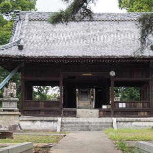 名木林神社(2021年8月21日撮影)