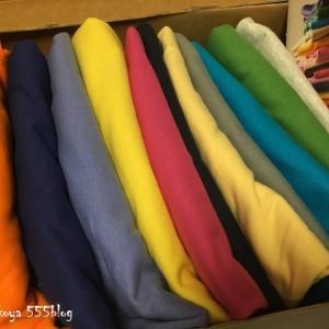 1990年代製の大きいサイズTシャツを2枚セットで期間限定販売【白猫屋】