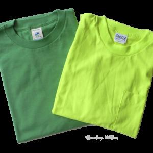 白猫屋ガレージセール追加「やや大きいサイズの2枚組Tシャツ」1990年代USA製造品