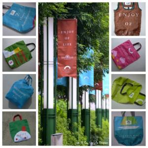 2004年からのアップサイクルバッグ製作累計枚数8,536枚に。