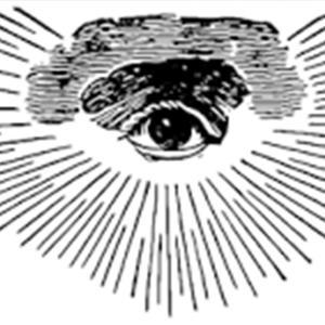 Qプロビデンスの目を見た神社は?