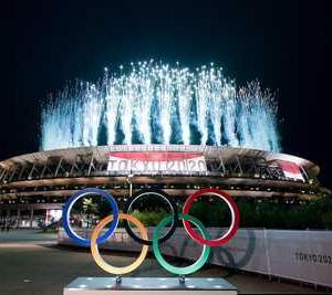 ほぼほぼ12時間近く テレビに張り付いて観ていた オリンピック。