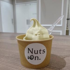 ナッツオン! @神戸*ピスタチオソフトクリーム