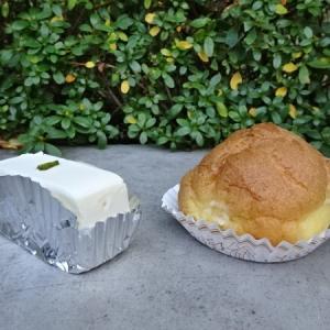 西洋菓子 しろたえ @赤坂*シュークリーム、チーズケーキ