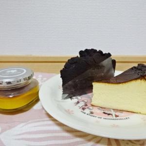 Lily cakes @天王洲アイル*ブラックアウトチョコレートケーキ、パンプキンプリン