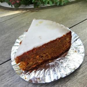 ブールアンジュ*キャロットケーキ、パンの耳