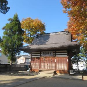 長野市 南俣神社