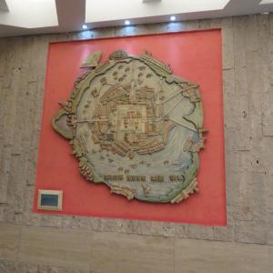要塞の見取り図? メキシコシティー