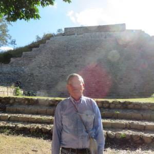 メキシコ ウシュマル 魔法使いのピラミッド