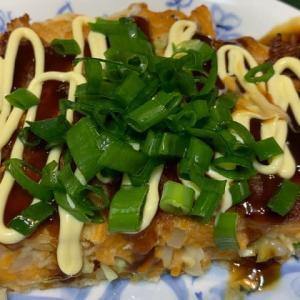 唐麺のモダン焼き