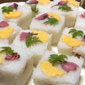 料理でどん! 寿司ケーキ編