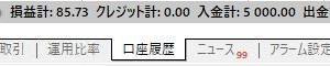 FX自動売買無料ツールを検証 2