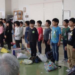 三芳小学校2年生の皆さんが来て下さいました!