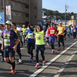 静岡マラソンは…