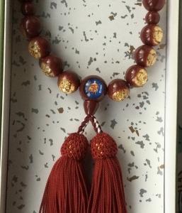 別格20ヶ寺のお数珠