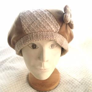 秋冬物のお茶目&お洒落お帽子☆出品しました