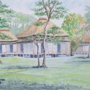 伊藤博文別邸(金沢八景)