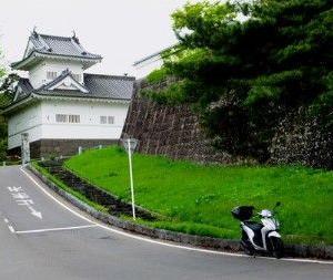 ★新車4年で距離92kmの仙台バイクの税金。