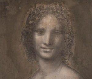 ★ルーブル(1)すべてはレオナルド・ダ・ヴィンチから始まった、裸のモナリザ。