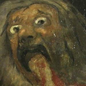 ★日曜美術館、西洋絵画傑作15選10、「わが子を食らうサトゥルヌス」。