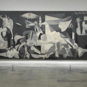 ★日曜美術館、西洋絵画傑作15選15、「ゲルニカ」。