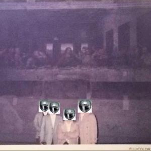 ★日経・逆境から生まれたアート10)は「最後の晩餐」、5ショットを思い出し。