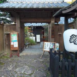 ★岡崎!NHK「純情きらり」のロケ地「奥殿陣屋」。