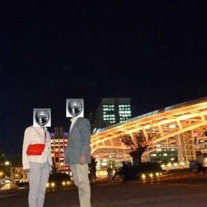 ★オアシス21と新・名古屋テレビ塔「ウエミーヤ」。
