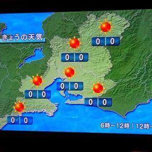 ★新城市!日本三大美堰堤、花の木のナイアガラ「長篠堰堤」へ。